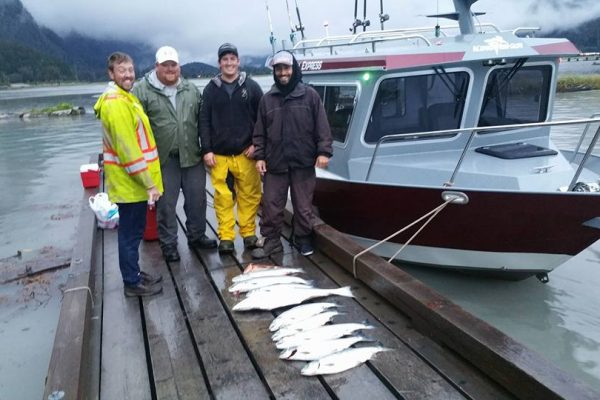 Charter Group and their haul