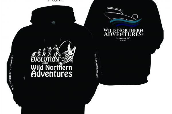 Wild Northern Adventures hoodies